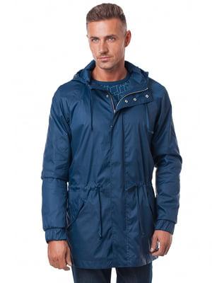 Куртка синяя | 5310189