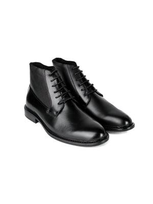 Ботинки черные | 5310219