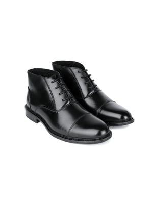 Черевики чорні | 5310293