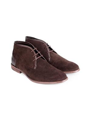 Ботинки коричневые | 5310296