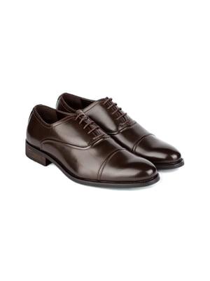 Туфлі коричневі | 5310307