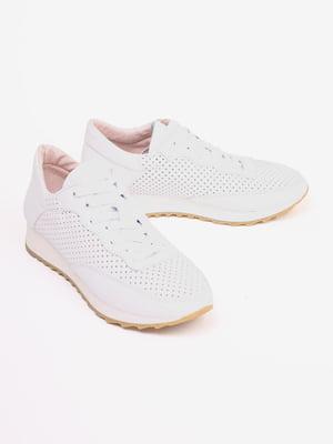 Кроссовки белые | 5357034