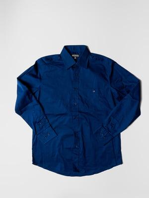 Рубашка синяя | 5366130