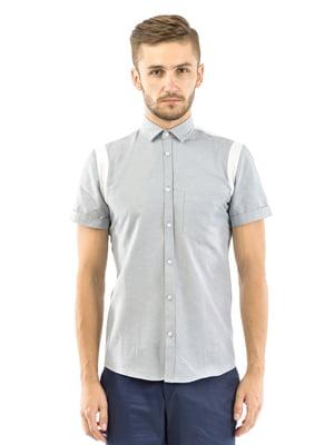 Рубашка серая | 4495471