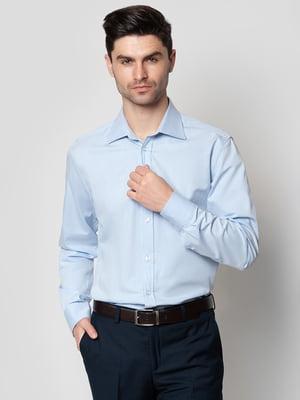Сорочка блакитна | 5365518