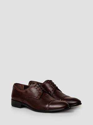Туфлі коричневі | 5365521