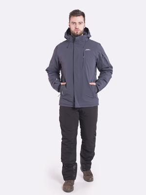 Куртка темно-серая | 5366057