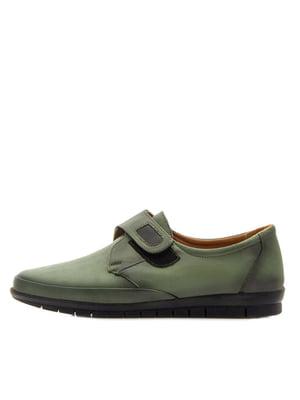 Туфлі зелені   5366808