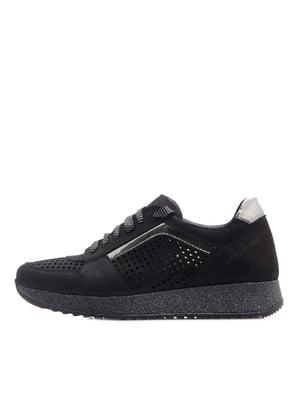 Кроссовки черного цвета | 5366815