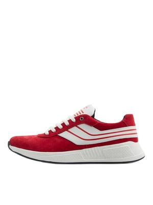 Кроссовки красного цвета | 5366825