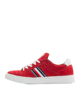 Кросівки червоного кольору | 5366827
