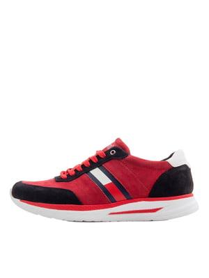 Кроссовки красного цвета | 5366828