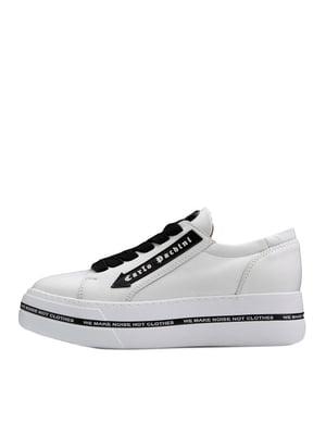 Кроссовки белого цвета | 5366833
