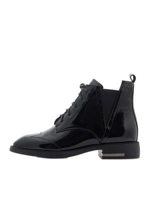 Ботинки черные | 5366839
