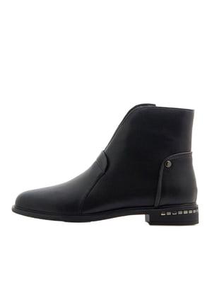 Ботинки черные | 5366842