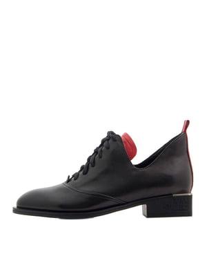 Ботинки черные   5366846