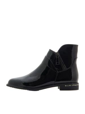 Ботинки черные | 5366850