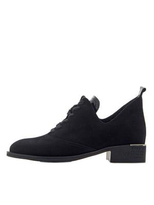 Ботинки черные | 5366851