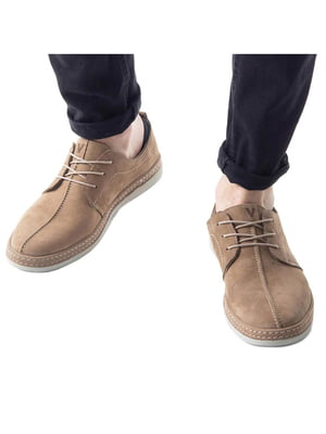Туфли бежевого цвета | 5366864