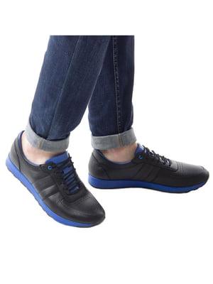 Кросівки чорного кольору | 5366866