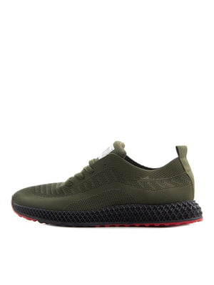 Кроссовки зеленые | 5366879