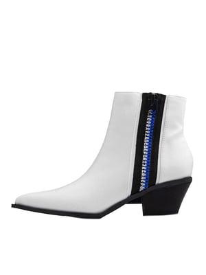 Ботинки белые | 5366882