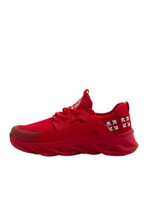 Кроссовки красного цвета | 5366901