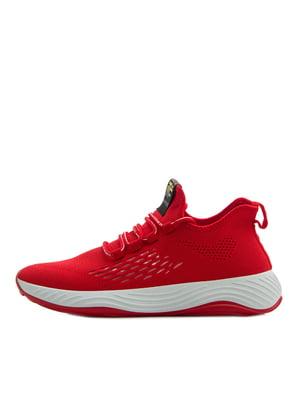 Кроссовки красного цвета   5366906