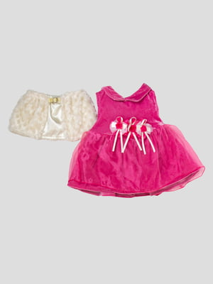 Комплект: сукня та болеро | 5363604