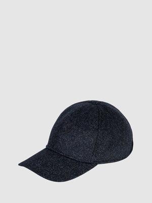 Бейсболка чорно-синя | 5365078