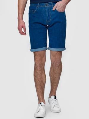 Шорти сині джинсові | 5365105
