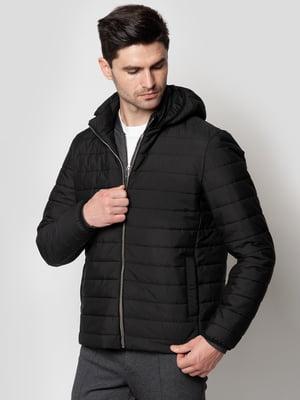 Куртка чорна | 5365124