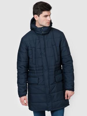 Куртка темно-синя | 5365126