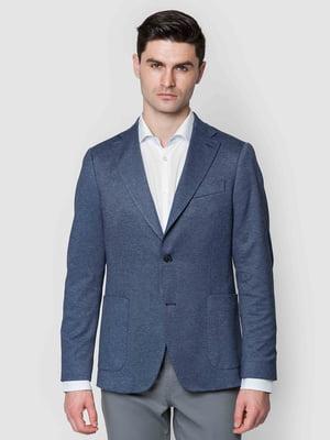 Піджак синій | 5365167