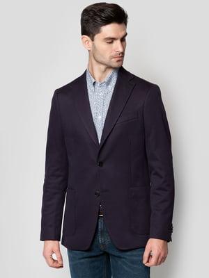 Піджак темно-синій | 5365169