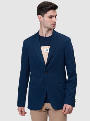 Піджак синій | 5365171