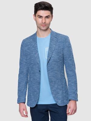 Пиджак голубой | 5365172