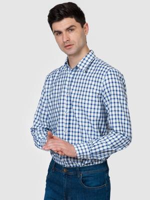 Рубашка клетчатая | 5365185