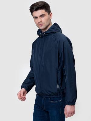 Куртка синя | 5365196