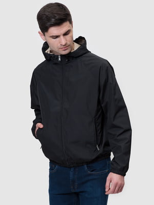 Куртка чорна | 5365197