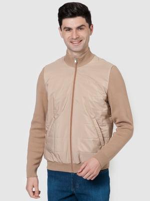 Куртка бежевая | 5365200