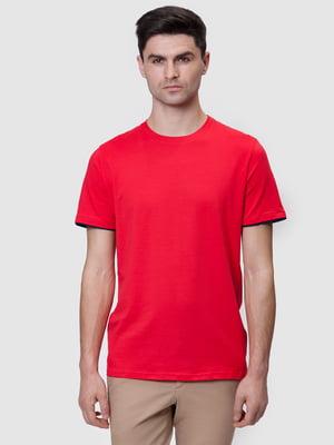 Футболка червона | 5365227