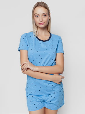 Комплект: футболка и шорты | 5366105