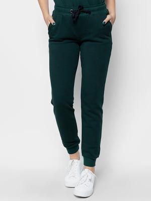Штани зелені спортивні | 5366129
