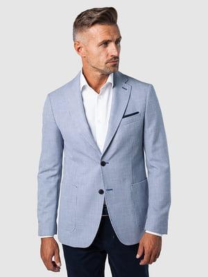 Пиджак голубой | 5366182