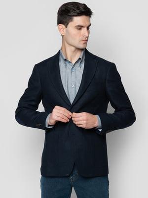 Пиджак темно-синий | 5366197