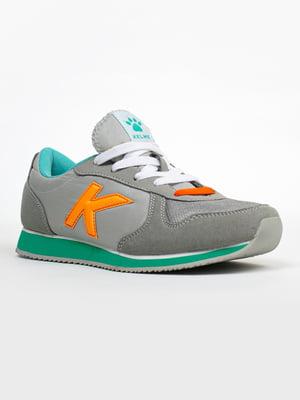 Кросівки сірого кольору | 5366344