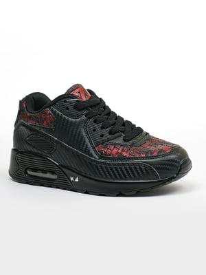 Кроссовки черные | 5366289