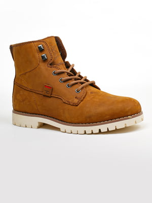 Ботинки цвета коньяка   5366285