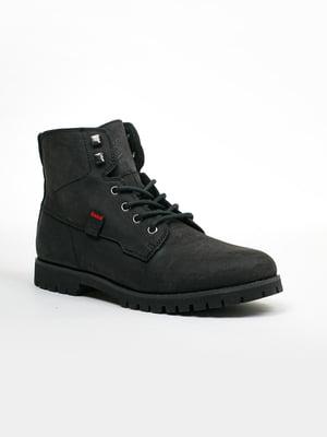 Ботинки черные | 5366284
